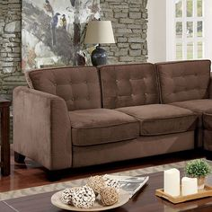Product name: CLARE CM6862-SF-PK Sofa. Call Anna to find out more: 917-776-5743 Or simply visit us in Brooklyn: 140 58th Street BK, 11220 New York