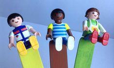 com reciclar figures Playmobil - totnens Children, Kids, Upcycle, Recycling, Lego, Cute, Etsy, Toys, Playmobil