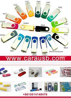 Rotary style clip colored plastic flashdrives 1GB 2GB 4GB 8GB 16GB 32GB 64GB