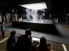 3D l'eau Matrix, Paris, France