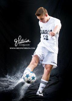 senior portrait photography by greg patterson senior guy Nacogdoches East Texas small town 2016 senior photo outdoor studio photography soccer player #gpattstudio #gcrew #soworthit
