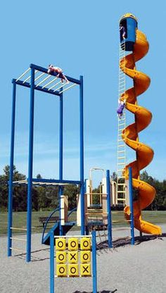 Super Cool Playgrounds