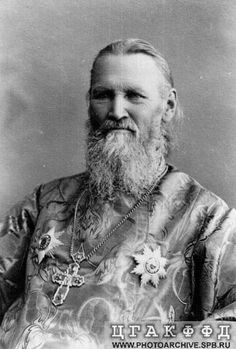 Today is one of the feasts of our Father-among-the-Saints, St. John of Kronstadt. See below for links to his biography and a fe. Orthodox Catholic, Orthodox Christianity, Russian Orthodox, Catholic Saints, Christian Love, Christian Faith, Friend Of God, Orthodox Icons, Historical Pictures
