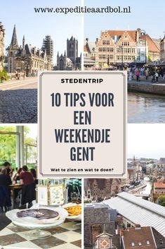 Creative and Great ideas VUR seen weekendje Gent Weekend Trips, Weekend Getaways, Weekend Vibes, Weekender, Short Trip, Europe Destinations, Beautiful Places To Visit, Travel Goals, France