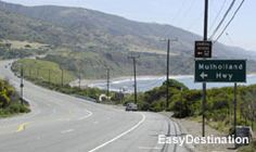 Finish biking the Pacific Coast Bicycle Route
