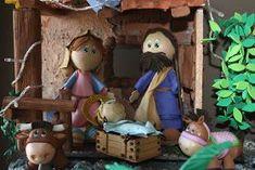 Blog sobre las muñecas fofuchas, hechas de goma eva.