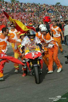 Marquez champion motogp 2013