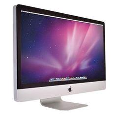 Apple iMac 24 Core 2 Duo E8235 2.8GHz All-in-One Comptuer - 2GB 320GB DVD±RW/Radeon HD 2600 Pro/OSX (Early 2008) - B
