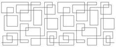 Square Dance - AnneBright.com - Category: Paper Pantographs