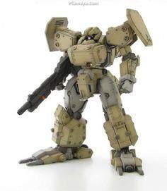 Assault Suit Valken ASS-117A Valken (Jake Model) 1/35 Scale Plastic Model Kit