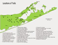 Gails Tales: Trail Guides