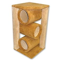Perpendicular tubes make the Beatrise Stacker Cat Tree tons of fun for the multi-cat household. A flat perch on top provides a great. Cat Trees For Sale, Cat Shots, Cat Tree Condo, Cat Training Pads, Cat Tunnel, Cat Shedding, Pet Furniture, Cat Food, Cat Life