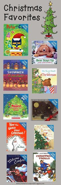 Fantastic First Grade Froggies: Christmas Favorites