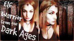 Dark Ages Elf Warrior - Make up