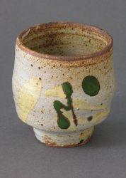 John Reeve - tea bowl, Tanglewood West Gallery