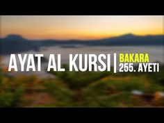 Ayat Al Kursi - Listen every day for mental health and healing Allah, Mental Health, Healing, Day, Youtube, Mental Illness, God, Therapy, Allah Islam