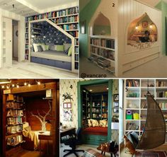 Bibliotecas!
