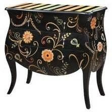 Whimsical Painted Furniture - Bing Images