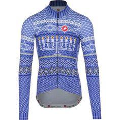 Castelli Hanukkah Sweater Jersey - Long-Sleeve - Men s Road Bike Gear e46cc855b