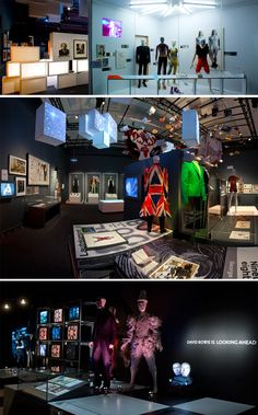 Bowie art - V Exhibition