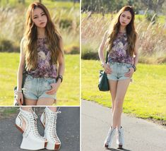I Believe in Unicorns (by Chloe T) http://lookbook.nu/look/3869582-I-Believe-in-Unicorns