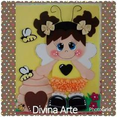 Foam Sheet Crafts, Foam Crafts, Diy And Crafts, Crafts For Kids, Arts And Crafts, Paper Crafts, Nursery Teacher, Book Page Crafts, Bee Party