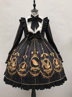 #Leftovers: Angel's Heart -Robin- Lolita OP Dress
