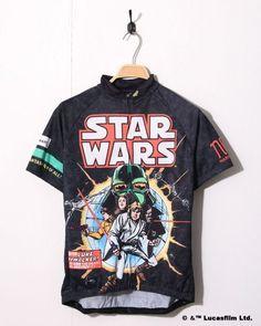 Star wars bike jersey
