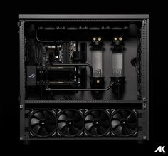 Case Mod Friday: Black Tone | Computer Hardware Reviews - ThinkComputers.org