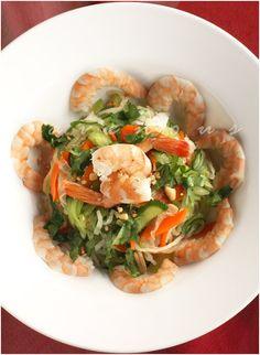 Goi Tom Vietnamese Shrimp Salad Recipe