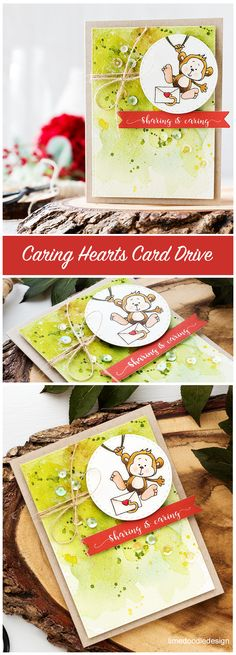 Caring Hearts Card Drive. Find out more by clicking on the following link: http://limedoodledesign.com/2016/09/caring-hearts-card-drive-hop/