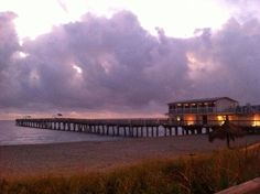 Lake Worth Beach Pier @ Sunrise..