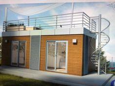 Mobilhaus, mobiles Haus, mobile home,Ferienhaus, Gartenhaus,Sauna