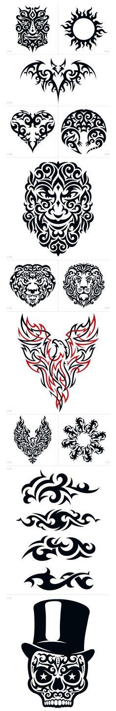 Vonster Tattoos – Tribal Tattoo Design :: Drawsigner: An illustrative design… Simple Tribal Tattoos, Tribal Tattoo Designs, Cool Tattoos, Tatoos, Doodles Zentangles, Gravure Metal, Ta Moko Tattoo, Wood Burning Patterns, 3d Laser