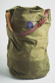 VINTAGE MILITARY CANVAS TOTE (GREEN) #ResIpsa #ResIpsaUSA #Kilim #Totes #womensfashion #handmade #mensfashion #fashion #ootd #travel #bag #vintage