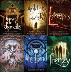 Robert Liparulo - House of Dark Shadows series: House of Dark Shadows, Watcher in the Woods, Gatekeepers, Timescape, Whirlwind, & Frenzy