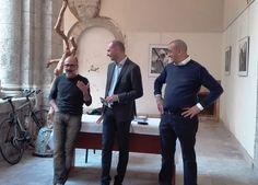 @PinoCuttaia e @DavideDutto si raccontano a #Licata. Tra #amicizia, #cibo, #foto e #pesca.