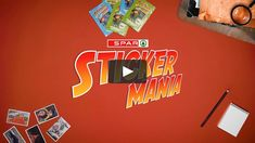 """This is """"SPAR Stickemania - Infomercial"""" by Playground Pictures on Vimeo, the home for high quality videos and the people who love them. Playground Pictures, Stop Motion, Neon Signs, Home Decor, Home Interior Design, Decoration Home, Home Decoration"""