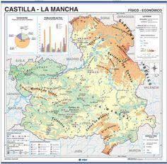 Castilla Geology
