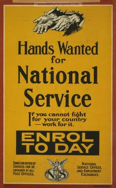 Examples of Propaganda from WW1   British WW1 Propaganda Posters Page 4