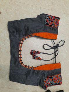 Saree Blouse Designs, Colour, Gallery, Blue, Fashion, Color, Moda, Roof Rack, Fashion Styles