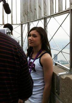 Kyla Ross - Interview in New York