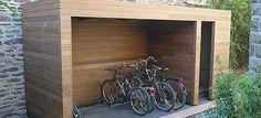 abri pour vélos