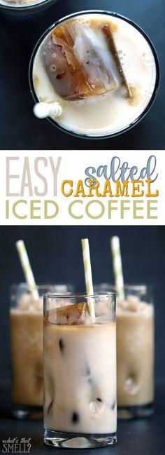 Easy Salted Caramel