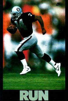 Bo Jackson..my inspiration