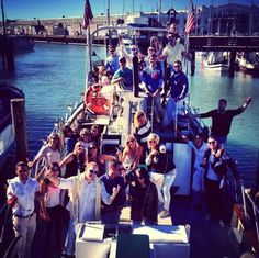 Where to Book Your Next Booze Cruise in SF | 7x7