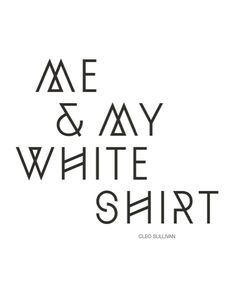 My white shirt   House of Beccaria#