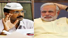 Battle for 2014 between #AAP, #BJP; #Congress not in picture: #Arvind Kejriwal