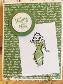 Hi Stampers!  If you are spending any time on Pinterest, looking at the cards people are making with new products from the Occasions 2017 ca...