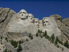 Mt Rushmore.  Check